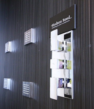 High quality bathroom fittings from Hudson Reed