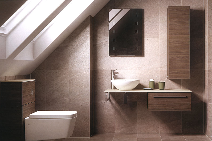 Modello by Greyhouse available at Premier Bathrooms Perthshire Fife and Angus