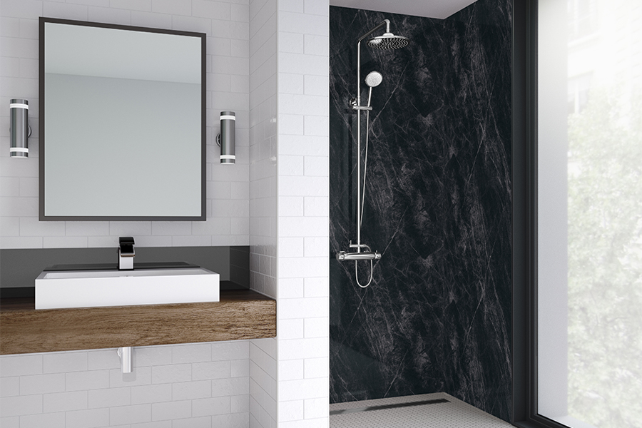 shower panels wetwall perth
